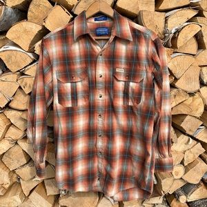 Pendleton Frontier Button Down Shirt
